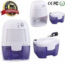 500ML Portable Air Dehumidifier Dryer Damp Mould Moisture Home Kitchen Bed BB
