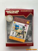 SHIN ONIGASHIMA Famicom Mini Nintendo Game Boy Advance GBA JAPAN