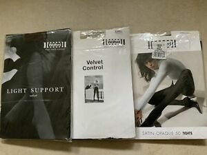 Wolford Velvet Control, Satin Opaque, Light Support velvet