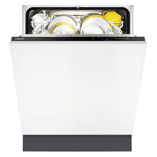 Zanussi ZDT12041FA Built-in Dishwasher A Rated 12 Place 60cm Integrated