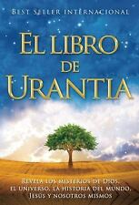 El Libro de Urantia (Hardback or Cased Book)