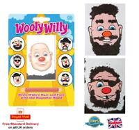 WOOLY WILLY Magnetic Iron Filings Game Silly Faces Party Bag Gift Girls Boys Toy