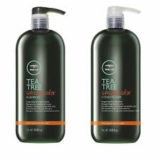 Paul Mitchell Tea Tree Special Color Shampoo & Conditioner Duo 33.8oz/Liter*New*