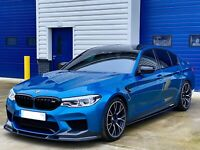 2019 BMW M5 COMPETITION INDIVIDUAL HUGE SPEC LOW MILES NO RESERVE PX SVR E63 RS6