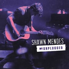 SHAWN MENDES MTV UNPLUGGED CD NEW