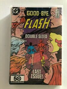 Flash (1985) #350 Double Size Final Issue NM