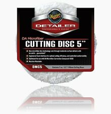 """Meguiar's Dmc5 Disque microfibres de polissage 5"""" / 125 mm Cutting -"""
