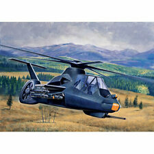 ITALERI RAH-66 Comanche Helicopter  058 1:72 Aircraft Model Kit