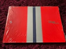 Ferrari 488 Pista Brochure 2018 - UK Prestige Hardbacked Book - Still sealed