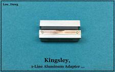 Kingsley Machine (  1-Line Aluminum Adapter  ) Hot Foil Stamping Machine