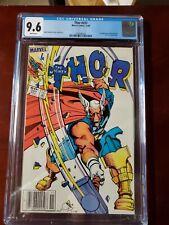 Thor 337 CGC 9.6 white newsstand 1st Beta ray Bill