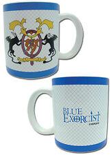 **Legit Cup** Blue Exorcist True Cross Order Authentic Coffee Mug #42754