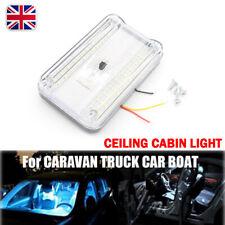 1X 36 SMD LED ROOF INTERIOR CEILING CABIN LIGHT LAMP CARAVAN TRUCK CAR BOAT 12V