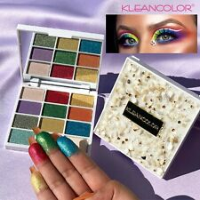 72 Colors Eyeshadow Palette Matte Shimmer 3D Glitter Makeup Cosmetic W/FREE GIFT