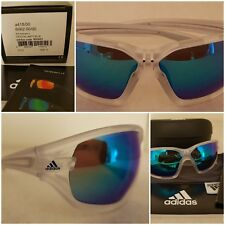 adidas Evil Eye EVO L Sports Sunglasses Crystal Matt Blue A418 00 6062 f56347a7fc