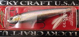 Lucky Craft Gun Fish 95 Popper Made in Japan