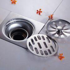 scarico a pavimento quadrato bagno umido camera doccia acqua drenare SIFONE