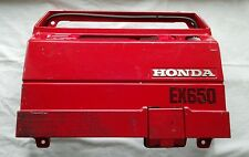 Honda EX650 Front Cover Assembly Complete OEM BRIGHT RED 63300-ZA8-000ZA