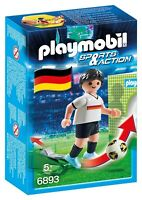 Playmobil 6893 Sports and Action Football Player Germany Figure