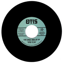 OTIS CLAY The Only Way Is Up / Messing.. New Modern Soul 45 Northern Outta Sight