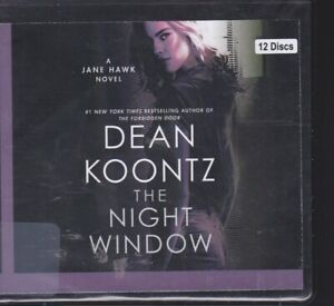 THE NIGHT WINDOW by DEAN KOONTZ ~UNABRIDGED CD AUDIOBOOK