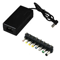 96W Universal Power Charger Charging AC Adapter EU Plug For Laptop Notebook New