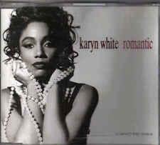 Karyn White-Romantic cd maxi single