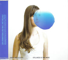 DIRTY PROJECTORS - Stillness Is The Move (UK 1 Tk DJ CD Single)