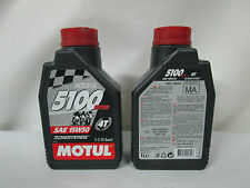 OLIO MOTORE  MOTUL 5100 15W50 4 TEMPI SEMISINTETICO 4T TECHNOSYNTHESE 15W-50