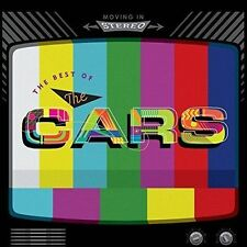THE CARS - Moving In Stereo: The Best Of The Cars (180G Vinyl 2LP) NEW / SEALED