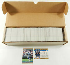Lot of (800) 1990 Pro Set Barry Sanders Rookie of the Year #1B Nm/Mt BV $480
