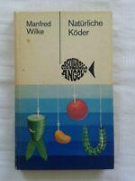 Natürliche Köder, DDR-Fachbuch erfolgreich Angeln 1979