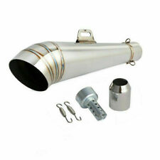 Motorcycle&Scooter 38-51mm GP Exhaust Muffler Pipe&DB Killer for 125-1000CC US