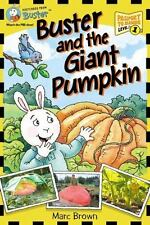 Postcards from Buster: Buster and the Giant Pumpkin (L1) (Passport to Reading L