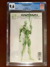 Captain Marvel vol.4 #1 (Ross v. cvr.), November 2002, Marvel comics, CGC Grade