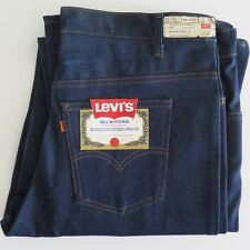 VINTAGE ORIGINAL LEVIS BELL BOTTOMS LOT 646 0217 DEADSTOCK 1970s W42 L38 NOS NWT