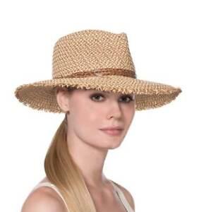 Eric Javits Luxury Designer Women's Hat Headwear - Squishee Feliz in Peanut