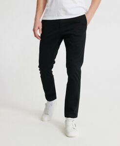 Superdry Mens Edit Chino Trousers