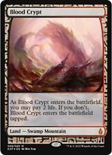 Crypte de Sang PREMIUM / FOIL - Blood Crypt - Zendikar Expeditions - Magic Mtg