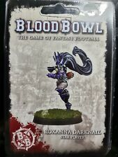 Blood Bowl Roxanna Darknail Star Player Forge World Sealed New