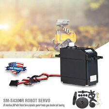 Spring RC SM-S4306R Continuous Rotation Servo for robotics applications USA