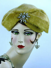 Felt Everyday Original Vintage Hats for Women