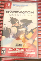 Overwatch Legendary Edition Nintendo Switch NSW - BRAND NEW! FACTORY SEALED!