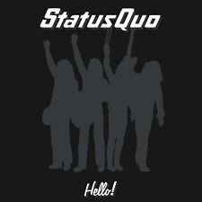 Hello Mercury Status Quo CD