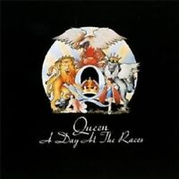 """QUEEN """"A DAY AT THE RACES"""" 2 CD DELUXE EDT NEU"""