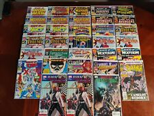 Marvel Comics What If... 33 Comic Book Lot