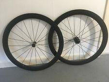 CycleOps PowerTap GS Carbon Bike Road Wheelset Shimano 11s Clincher 50mm Aero