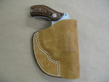 Smith and Wesson J Frame Inside the Pocket Leather Holster S&W 60, 36, 640 ITP