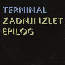 "TERMINAL - Zadnji Izlet (NEW*LIM.500 BLACK VINYL*12"" EP*ENFORCER*POKOLGEB)"