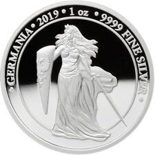5 Mark Germania 2019 1 Oz Proof Coin Germany Only 1000